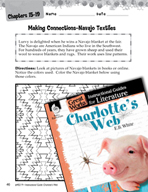 Charlotte's Web Making Cross-Curricular Connections (Great