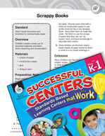 Creating Books - Scrappy Books Art Center