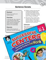 Creating Music - Sentence Sonata Music Center