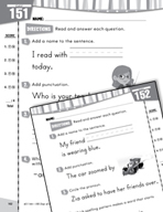 Daily Language Practice for First Grade (Week 31)