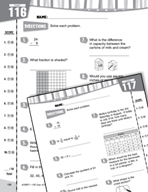 Daily Math Practice for Fourth Grade (Week 24)