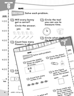 Daily Math Practice for Kindergarten (Week 2)
