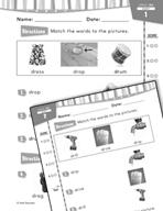 Daily Reading Practice for Kindergarten (Week 30) (180 Day