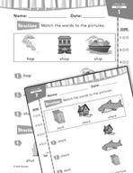 Daily Reading Practice for Kindergarten (Week 33) (180 Day
