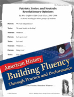 Early America Reader's Theater Scripts