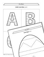 Early Childhood Literacy Centers - Fine Motor