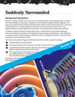 Energy Inquiry Card - Suddenly Surrounded