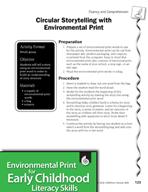 Environmental Print and Fluency/Comprehension: Circular St