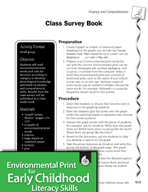 Environmental Print and Fluency/Comprehension: Spin the Bo