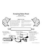 Everybody Bakes Bread - Refrigerator Pan Buns Recipe