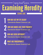 Examining Heredity Inquiry Science Labs