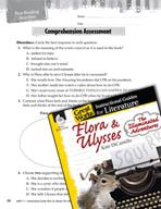 Flora and Ulysses - The Illuminated Adventure Comprehensio