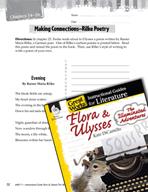 Flora and Ulysses - The Illuminated Adventure Making Cross