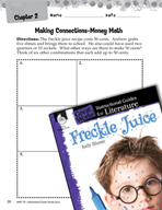 Freckle Juice Making Cross-Curricular Connections (Great W