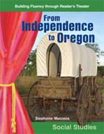 From Independence to Oregon - Reader's Theater Script and