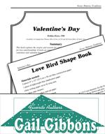 Gail Gibbons Literature Activities - Valentine's Day