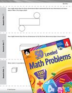 Geometry Leveled Problems: Geometric Nets