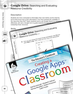 Google Drive - Searching and Evaluating Resource Credibility