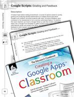 Google Scripts - Grading and Feedback