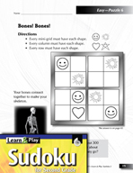 Grade 2 Easy Sudoku Puzzles 6–10