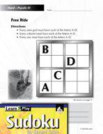 Grade 2 Hard Sudoku Puzzles 41–45