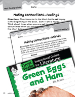 Green Eggs and Ham Making Cross-Curricular Connections (Gr