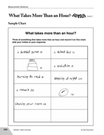 Guided Math Stretch: What Takes More Than an Hour?