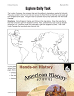 Hands-On History - Colonial America