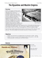 Hands-On History - The Byzantine and Muslim Empires