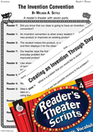 Inventions - The Invention Convention Reader's Theater Scr