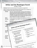 Language Arts Test Preparation Level 6 - Arthur and the Pe