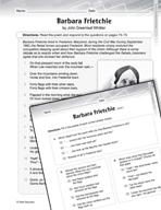 Language Arts Test Preparation Level 6 - Barbara Frietchie