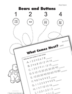 Learning Center Activities - Brain Teasers