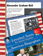 Leveled Texts: Alexander Graham Bell