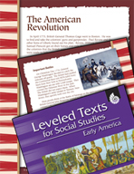 Leveled Texts: American Revolution