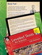 Leveled Texts: Body Fuel