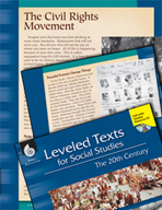 Leveled Texts: Civil Rights Movement
