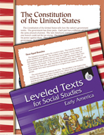 Leveled Texts: Constitution of the United States