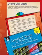 Leveled Texts: Creating Circle Graphs