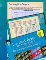Leveled Texts: Creating Line Graphs