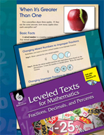 Leveled Texts: Fractions Greater Than One