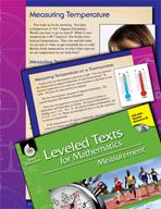 Leveled Texts: Measuring Temperature