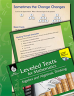 Leveled Texts: Patterns-Sometimes the Change Changes