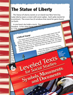 Leveled Texts: Statue of Liberty