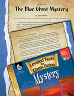 Leveled Texts: The Blue Ghost Mystery