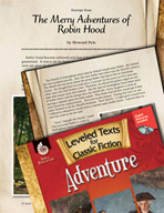 Leveled Texts: The Merry Adventures of Robin Hood