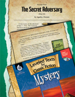 Leveled Texts: The Secret Adversary