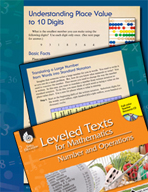 Leveled Texts: Understanding Place Value to 10 Digits