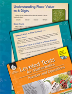 Leveled Texts: Understanding Place Value to 6 Digits