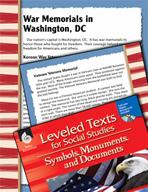 Leveled Texts: War Memorials in Washington, DC